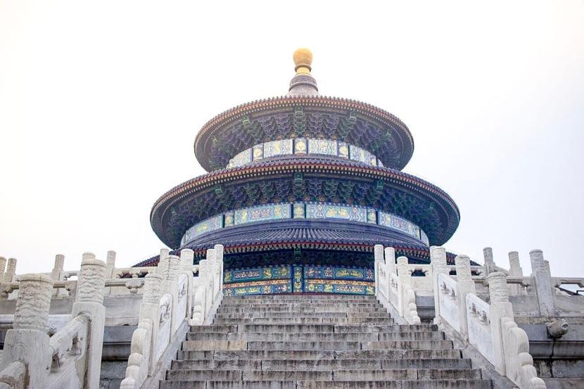 Die ersten Tage inBeijing